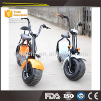 15inch*6 800w mini electric motorcycle /harley electric scooter/ fat tire e bike