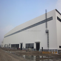 long-span steel structural buildings