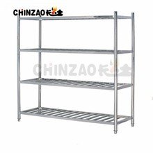 CHZ-S06 Nice Price Restaurant Kitchen Stainless Steel Shelf For Sale
