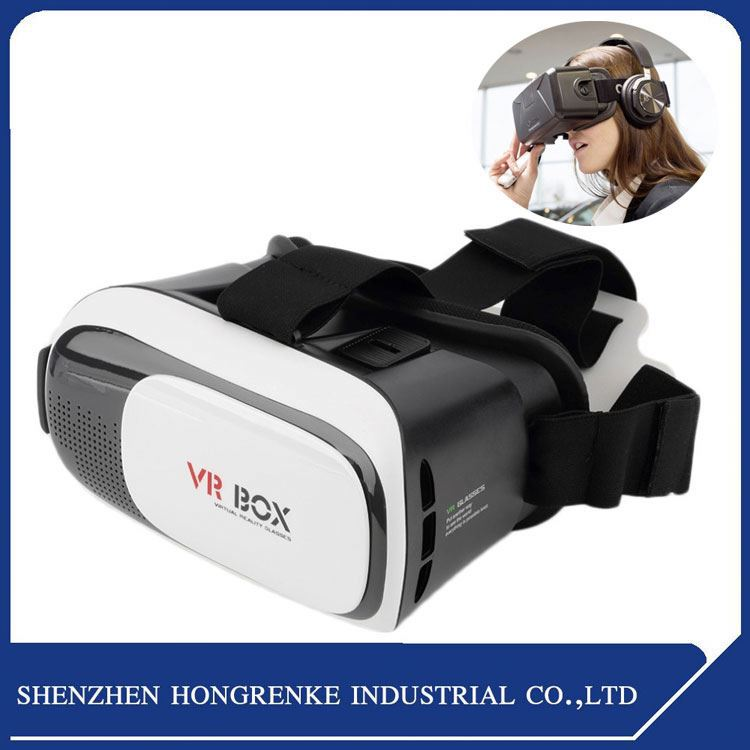 Simple and stylish Vr Box 3D Moive Glasses For Smart Mobile Phone