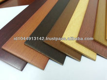 FSC wood venetian blinds wood slats
