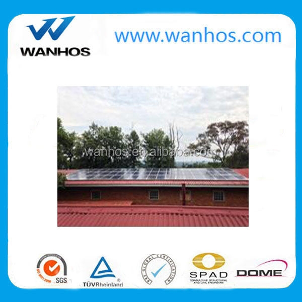 2016 Newest Ceramic roof tile for solar mounting system