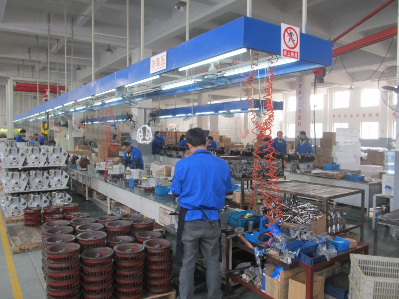 Assembling production line 1