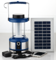 36 Led camping light Solar emergency camping light with FM radio and USB mobile phone charger