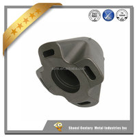 China oem spheroidal graphite iron casting