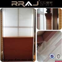 RRAJ Luxury Movable Curtain Sliding Honeycomb Blinds