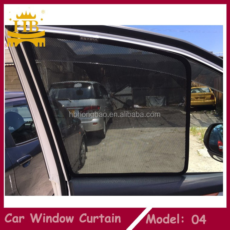 100% fit foldable  car window magnetic sunshade for HYUNDAI I30