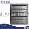 Chongqing Waterproof Wall Mounted Stainless Steel Mailbox