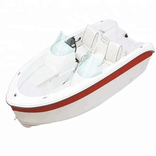 CE Approved Fiberglass fishing Boat ,high speed racing sports boats