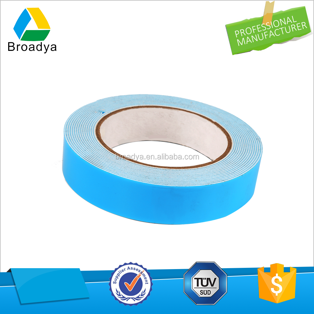 extra strength double sided industrial tape circles & 2mm adhesive black PE foam tape from china manufacturers & free sample