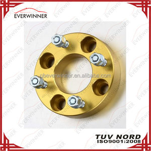 Aluminum Billet Wheel Spacer/Wheel Adapter A-4 Holes