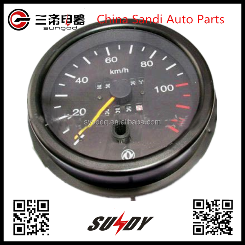 Shiyan Dongfeng Truck parts speedometer 3802N-010