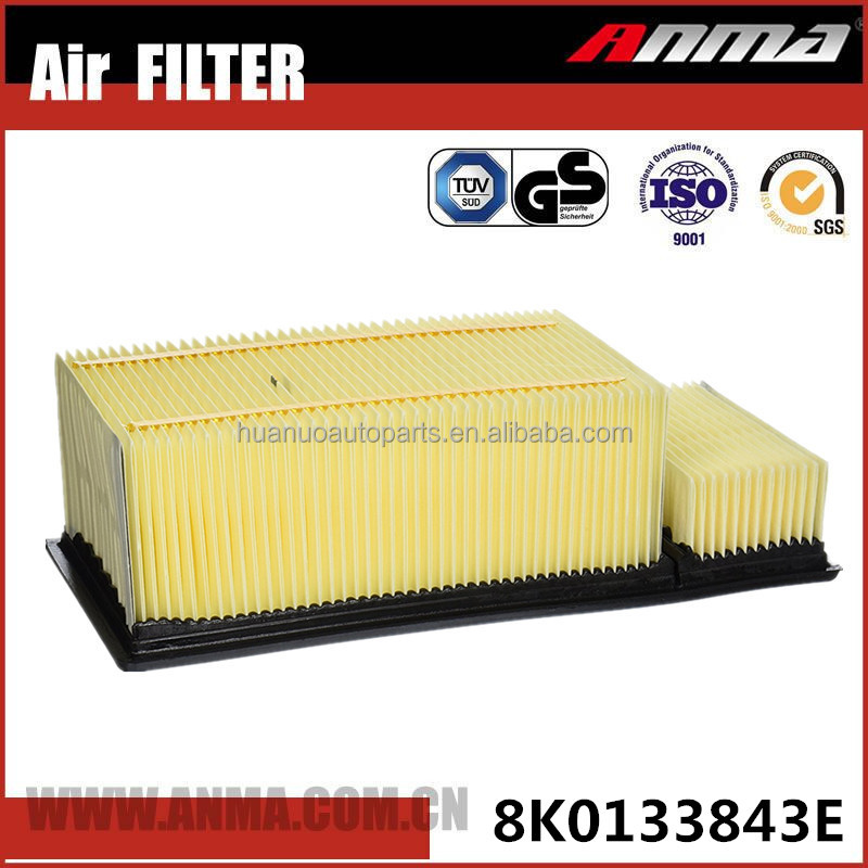 air purifier filter auto 8K0133843E air filter