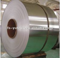 TISCO 2B Stainless Steel raw materials