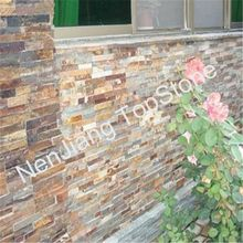natural stone tile for walls and floors artificial interior wall stone decoration