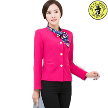 Quality Receptionist manager Hotel Uniform For Female
