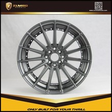 "ZUMBO A0001 Gunmetal 17"" 18"" replica rotiform wheel Alloy Wheel"