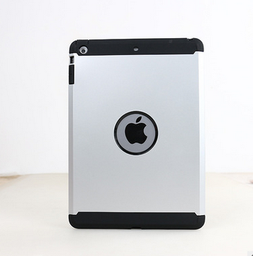 Hard Hybrid Shockproof Dust Proof Case Cover For ipad mini 2 in 1 pc case