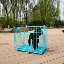 indestructible foldable metal wire pet cage cat dog kennel