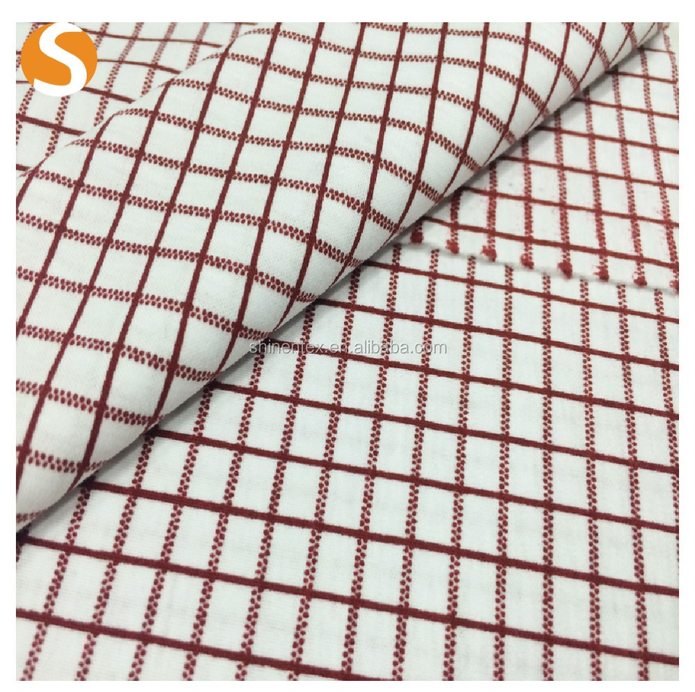 100% cotton wholesale fabric for man polo shirt
