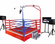 2017 newest Adults fightering games 9D VR boxing game simulator for sale