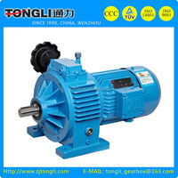 MB Planetary Friction Mechanical Infinite Gearbox