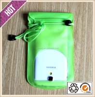 New Arrived PVC Waterproof Phone Bag Waterproof Dry Mobile Phone Carry Bag For Iphone Samsung