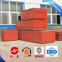 High strength concrete wall metal forms