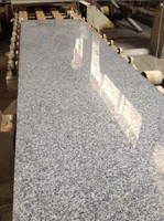 Grey Color and Polished Surface Finishing g603 granite blocks in Zhangpu
