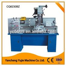Cheaper conventional semi automatic lathe machine CQ6230BZ(CE)