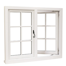 2019 High Quality Cheap Modern <strong>PVC</strong> Swing Window Design and Casement Windows