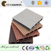 WPC crack-resistance boat decking material