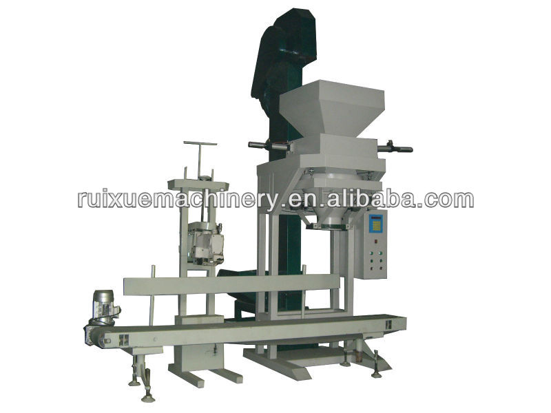 grain mechanical weighing and bagging scale