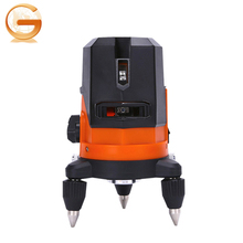 China Cheap High Accuracy Portable Rotary red 5 lines Laser Level