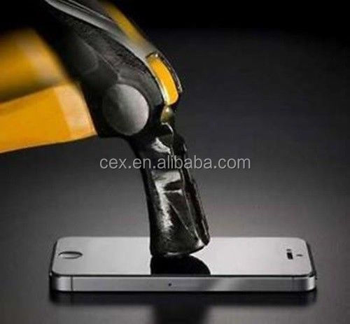 High Quality Premium Temper Glass Screen Protector For iPhone 5 5s