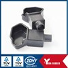 Factory custom molded rubber bushing, small rubber cover seals, EPDM rubber tube