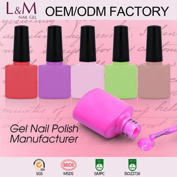 OEM brand hot sales uv gel polish Guangzhou factory supplier