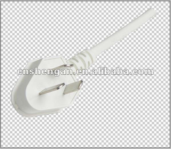 best price 10A/15A 250V AC CCC high quality power plug 6A/250V 10A/250V