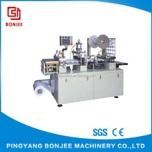 Bonjee used full-automatic plastic thermoforming machine for sale