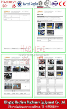 Qingdao Hachieve Alibaba Supplier Main product report
