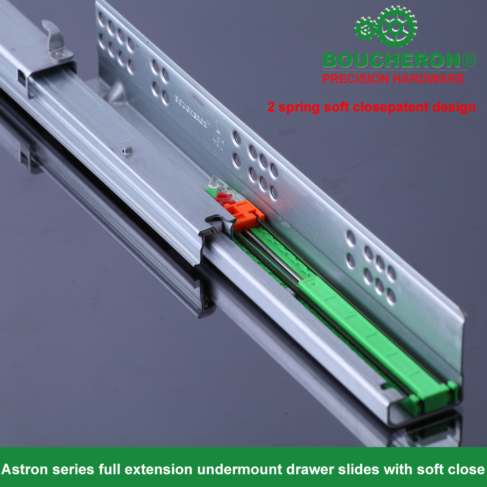 As3116 Full Extension Undermount Drawer Slide Wiht 2