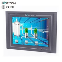 Wecon 10.4 inch android touch screen panel computer for automation