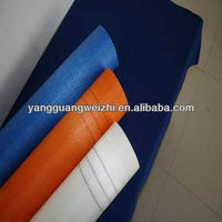 160g alkali and heat resistant concrete wire fiberglass mesh