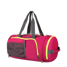 2014 ladies sport gym bags with cheap price