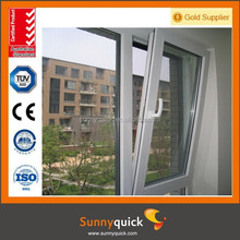 Alibaba trade assurance china aluminum tilt-turn window for sale GM-C860