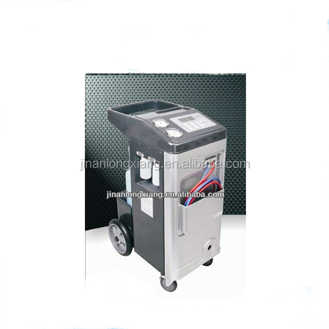 Fully Automatic A/C Service Station Equipment
