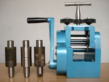 COMBINATION ROLLING MILL 80 mm With 7 Rollers