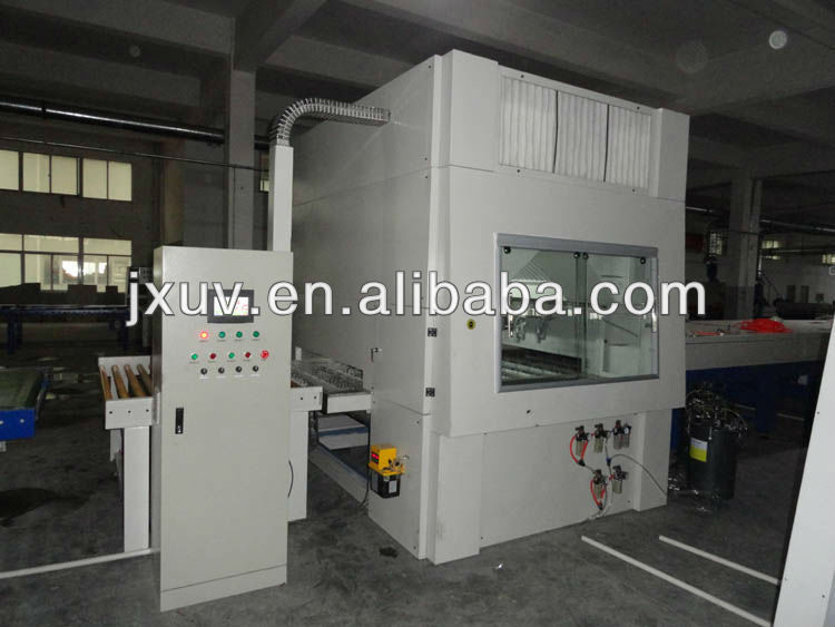 Interior Door / Kitchen Cabinet Door Automatic Spray Machine