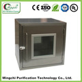 2015 well selling pass box/stainless steel transfer window/OEM accept pass through window