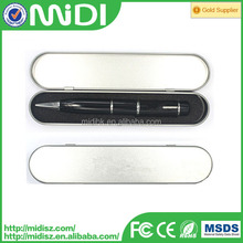 Usb flash drive 1gb Metal touch beautiful style pen with usb flash